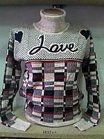 Женский зимний свитер под горло 10212 с.т.