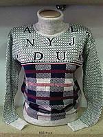 Женский зимний свитер под горло 10219 с.т.