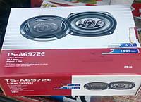 Автомобильная акустика, овальные колонки TS-A6972E, фото 1
