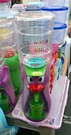 Кулер - диспенсер детский для воды со стаканом.