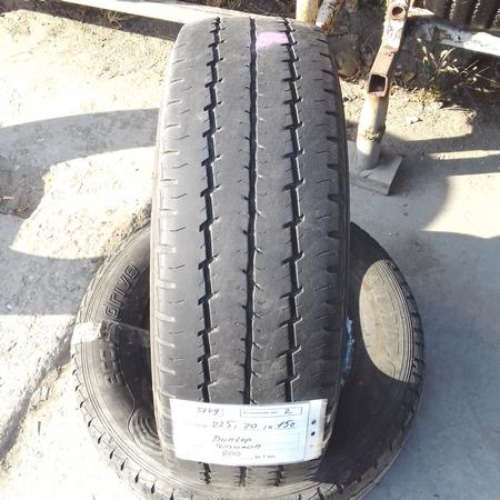 Бусовские шины б.у. / резина бу 225.70.r15с Dunlop Econodrive Данлоп