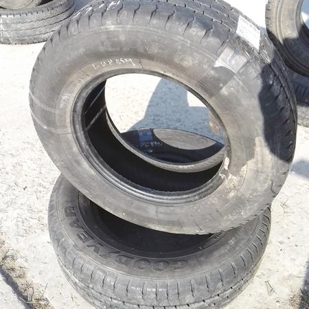 Бусовские шины б.у. / резина бу 225.70.r15с Goodyear Cargo G26 Гудиер