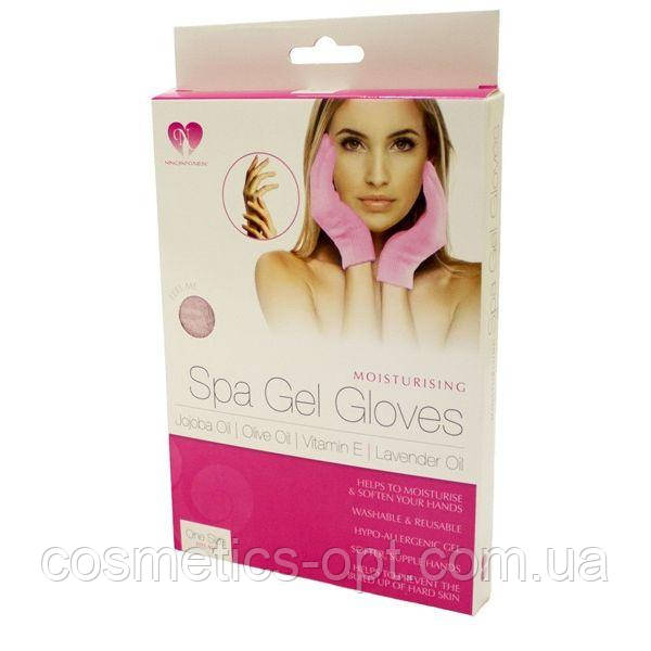 Увлажняющие гелевые Spa-перчатки Spa Gel Gloves