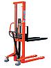 Штабелеры ручные гидравлические для паллет Skiper SKJ1025 грузоподъемностью 1,0 тонн, высотой подъема 2,5 м