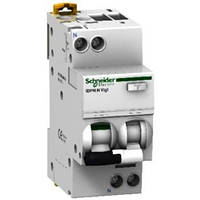 Дифференциальный автомат Schneider Electric Acti9 iDPN N VIGI 1P+N С10/0,03A AC A9D31610