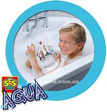 Набор для рисования в ванной Водные рисунки
