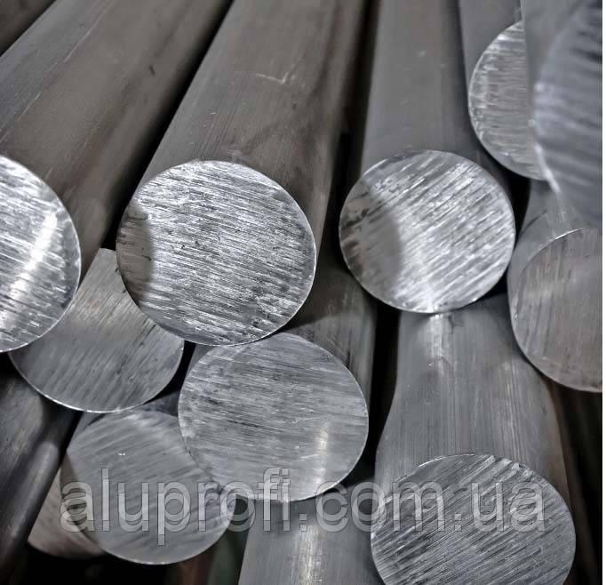 Круг алюминиевый  ф55мм AW-2024 Т351 (Д16Т)