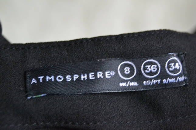 Блуза с декольте Atmosphere, фото 2