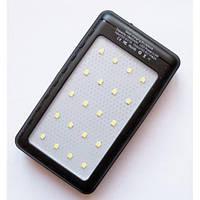 Солнечное зарядное устройство UKC Power Bank LED 33000 mAh. Отличное качество. Купить онлайн. Код: КДН2500