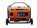 Бензиновый генератор на 3 кВт PATRIOT SRGE 3800, фото 2