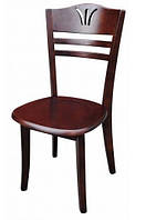 Стул обеденный, WX12-3, шоколад. Аналог стула 055. Интернет - магазин мебели.