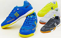 Обувь для зала мужская 90202 (бампы), 4 цвета: PU, размер 40-45