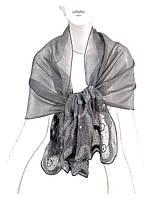 Шикарный палантин шаль женский WA43-50612