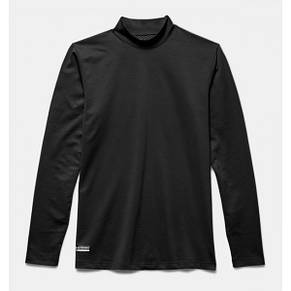 Under Armour кофта Cold Gear Infrared Tactical Fitted Mock Black, фото 2