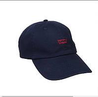 Брендовая бейсболка Levi's® Baseball Dad Hat оригинал
