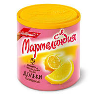 Мармелад Ударница Мармеландия  Лимонные дольки