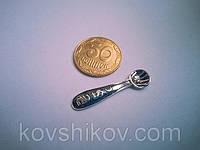 """Серебряный подарок-сувенир """"Ложка-загребушка"""", фото 1"""
