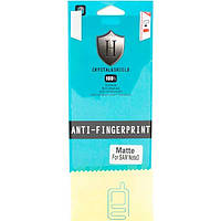 Защитная пленка Samsung Note 3 N900, N9000, N9005, N9008 матовая