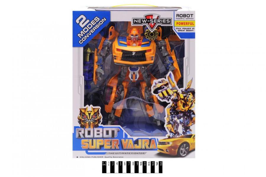 Робот-Трансформер Бамблби DA-918, автобот