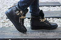 Ботинки -кроссовки женские зимние.