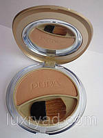 Компактные румяна Pupa Silk Touch Compact Blush (Пупа Силк Тач Компакт Блаш)