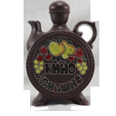 Куманец керамический «Домашнее вино»