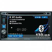 DVD/USB автомагнитола Alpine IVE-W530BT с Bluetooth