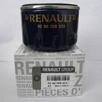 Фильтр маслянный на Renault Kangoo II 2008->1.6 16V RENAULT 82 00 768 913