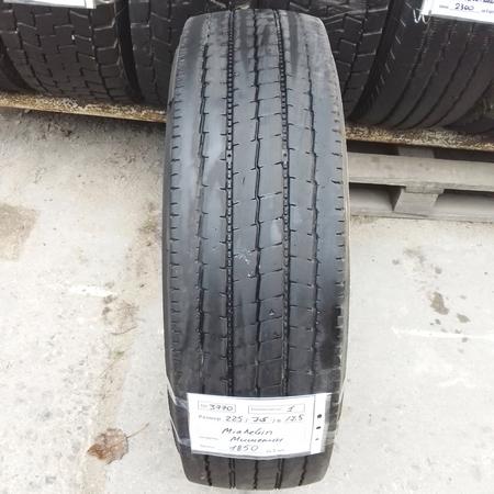 Шины б.у. 225.75.r17.5 Michelin XZE1 Мишлен. Резина бу для грузовиков и автобусов