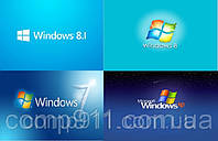 Установка и Переустановка Windows 7  в Киеве