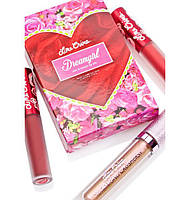 Помада Lime Crime Dreamgirl (3 color)