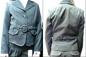 Пиджак школьный  детский   , фото 3