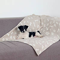 Trixie TX-37167  Кенни  покрывало  для собак и кошек 150*100см (плюш)