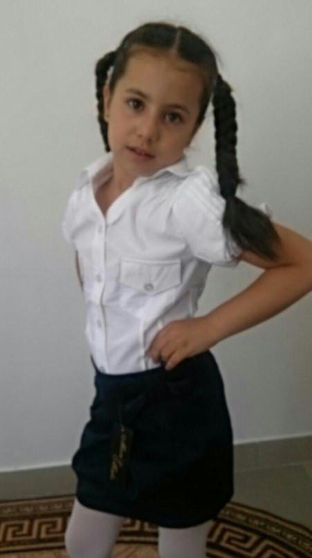 Блузка с кармашками подросток
