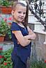 """Блузка для девочки """"мотылек"""", фото 2"""