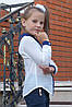"Блузка для девочки ""планка -длинный рукав"", фото 5"