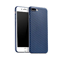 Чехол Hoco Ultra Thin Series Carbon Fiber PP для iPhone 7 Plus / Sapphire