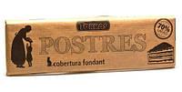 Испанский   черный шоколад  Torras   Postres 70%  300 грамм