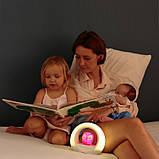 Детский ночник Zazu Lou совенок  со звуковой активацией, фото 8