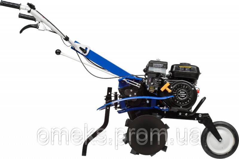 Мотокультиватор Hyundai T 1200 + пневмоколеса