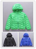 Детская демисезонная куртка на синтепоне