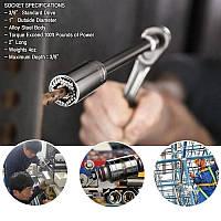 Универсальный торцевой гаечный ключ Magic Grip (Магик Грип), Чудо ключ, Головка торцевая универсальная