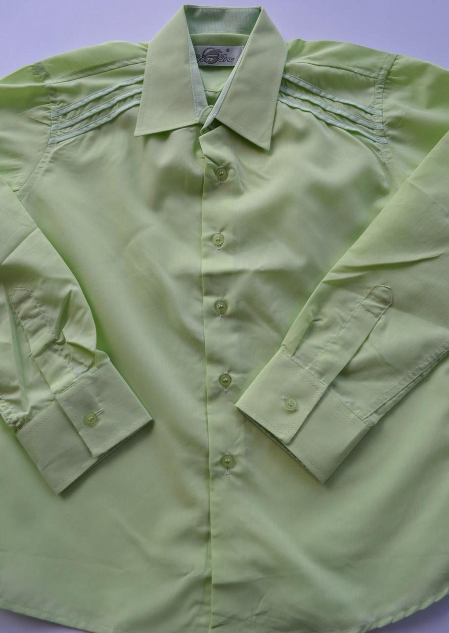 Детская  рубашка BENDU (размеры 6,7,8,9,10,11)