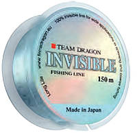 Леска Dragon TEAM INVISIBLE 150m 0.20m/4.950kg