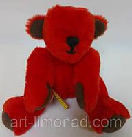 Мягкая игрушка Красный Медвежонок Тедди, фото 1