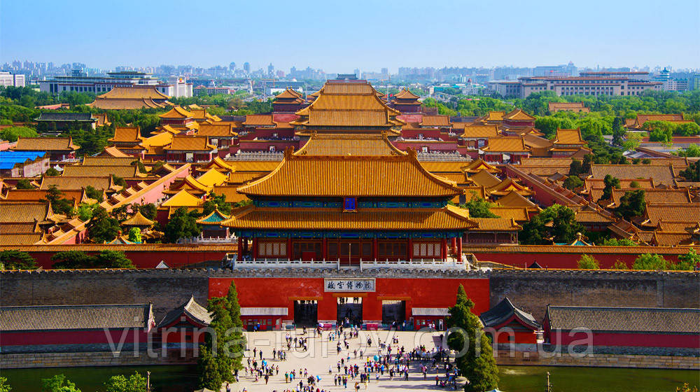 ГРУПОВИЙ ТУР Пекін – спадщина Піднебесної