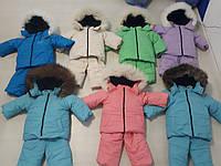 Зимние костюмы Moncler куртка и полукомбинезон
