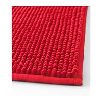 Коврик для ванной, красный  TOFTBO, фото 1