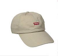 Мужская бейсболка Levi's® Baseball Dad Hat оригинал