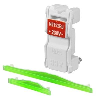 Лампа LED подсветки для проходных/перекрёстных выключателей ABB Zenit N2192 RJ